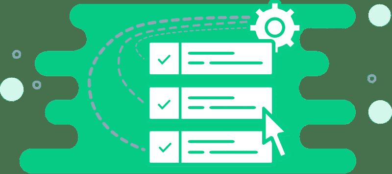 skapa segment med e-postmarknadsföring